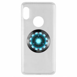 Чехол для Xiaomi Redmi Note 5 Iron Man Device