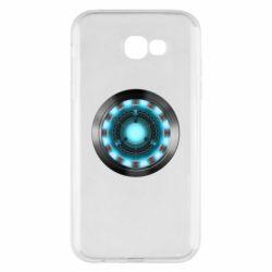 Чехол для Samsung A7 2017 Iron Man Device