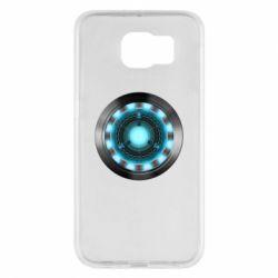 Чехол для Samsung S6 Iron Man Device