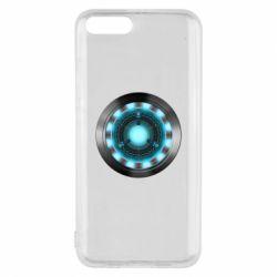Чехол для Xiaomi Mi6 Iron Man Device