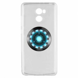 Чехол для Xiaomi Redmi 4 Iron Man Device