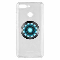 Чехол для Xiaomi Redmi 6 Iron Man Device