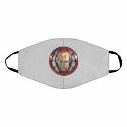 Маска для обличчя Iron man helmet wood texture