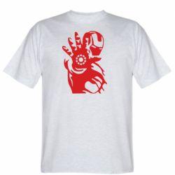 Чоловіча футболка Iron man ready for battle