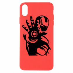 Чохол для iPhone Xs Max Iron man ready for battle