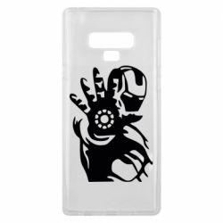 Чохол для Samsung Note 9 Iron man ready for battle