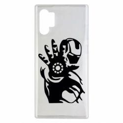 Чохол для Samsung Note 10 Plus Iron man ready for battle
