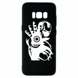 Чохол для Samsung S8 Iron man ready for battle