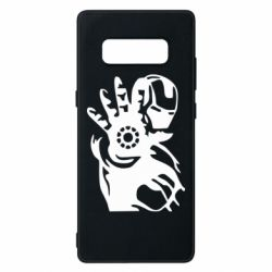 Чохол для Samsung Note 8 Iron man ready for battle