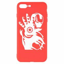 Чохол для iPhone 8 Plus Iron man ready for battle