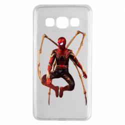 Чохол для Samsung A3 2015 Iron man spider