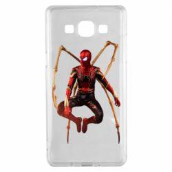 Чохол для Samsung A5 2015 Iron man spider