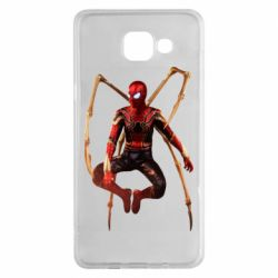 Чохол для Samsung A5 2016 Iron man spider