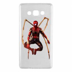 Чохол для Samsung A7 2015 Iron man spider