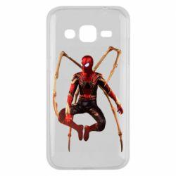 Чохол для Samsung J2 2015 Iron man spider