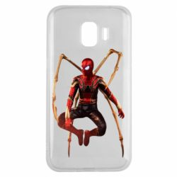 Чохол для Samsung J2 2018 Iron man spider