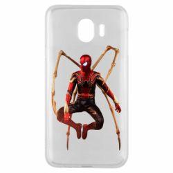 Чохол для Samsung J4 Iron man spider