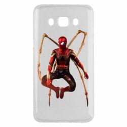 Чохол для Samsung J5 2016 Iron man spider
