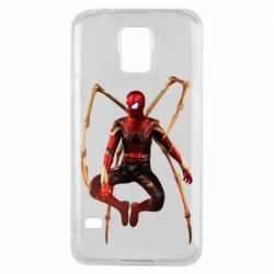 Чохол для Samsung S5 Iron man spider