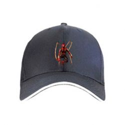 Кепка Iron man spider