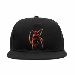 Снепбек Iron man spider