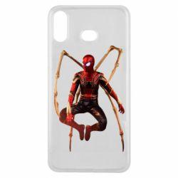 Чохол для Samsung A6s Iron man spider