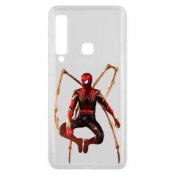 Чохол для Samsung A9 2018 Iron man spider