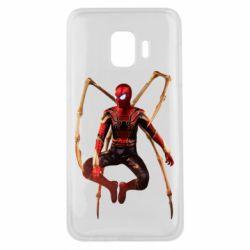 Чохол для Samsung J2 Core Iron man spider