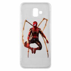 Чохол для Samsung J6 Plus 2018 Iron man spider