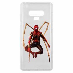 Чохол для Samsung Note 9 Iron man spider