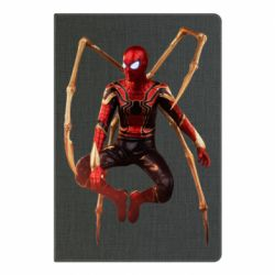 Блокнот А5 Iron man spider