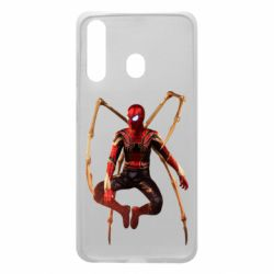 Чохол для Samsung A60 Iron man spider