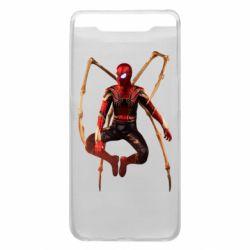 Чохол для Samsung A80 Iron man spider
