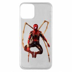 Чохол для iPhone 11 Iron man spider