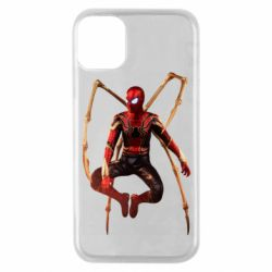Чохол для iPhone 11 Pro Iron man spider