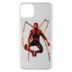 Чохол для iPhone 11 Pro Max Iron man spider
