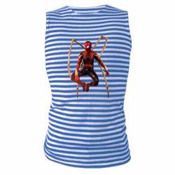 Майка-тільняшка Iron man spider