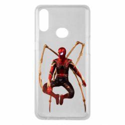 Чохол для Samsung A10s Iron man spider