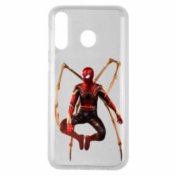 Чохол для Samsung M30 Iron man spider