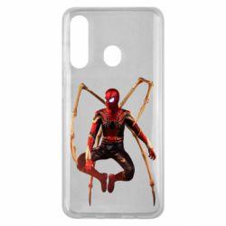 Чохол для Samsung M40 Iron man spider