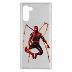 Чохол для Samsung Note 10 Iron man spider