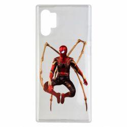 Чохол для Samsung Note 10 Plus Iron man spider