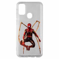 Чохол для Samsung M30s Iron man spider