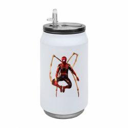 Термобанка 350ml Iron man spider