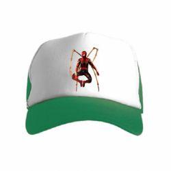 Дитяча кепка-тракер Iron man spider