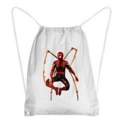 Рюкзак-мішок Iron man spider