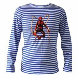 Тільник з довгим рукавом Iron man spider