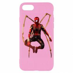 Чохол для iPhone 7 Iron man spider