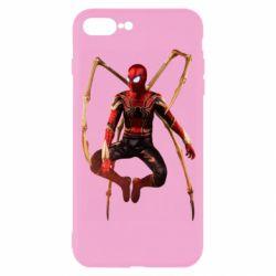 Чохол для iPhone 7 Plus Iron man spider
