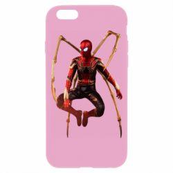 Чохол для iPhone 6/6S Iron man spider